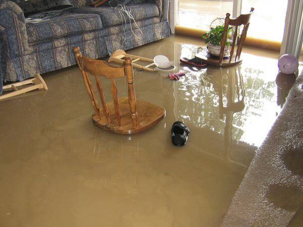 Should I Clean My Own Stuff After A Flood