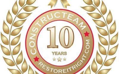 Constructeam's 10th Anniversary