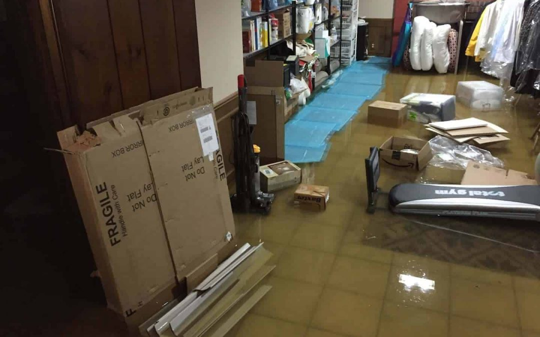 What To Do About Water In Basement After Heavy Rain