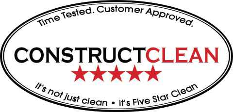 Disinfection CONSTRUCTCLEAN logo