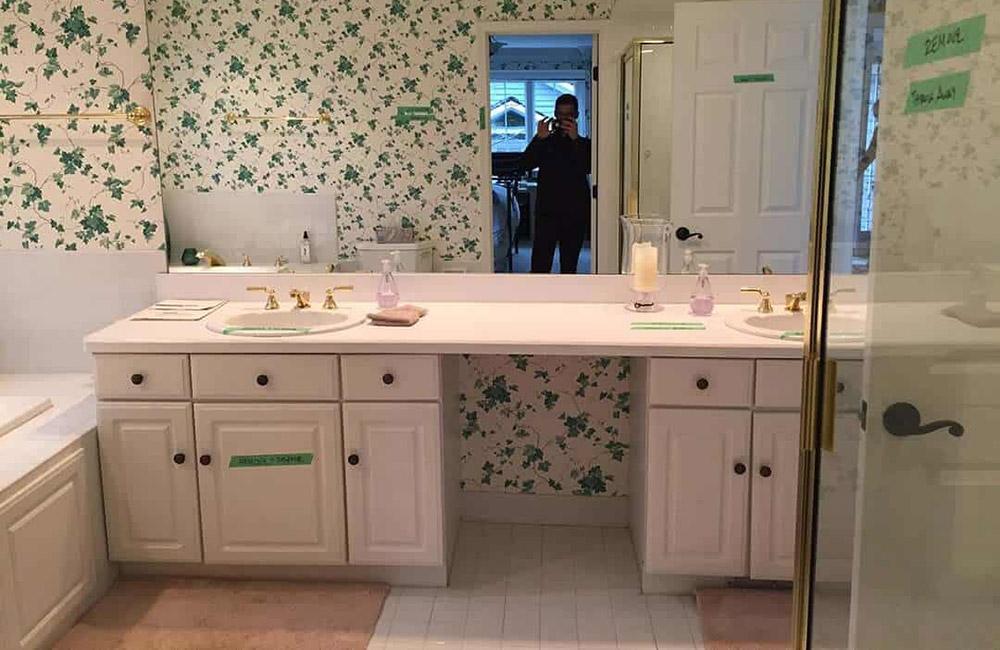 Before-Bathroom Remodel Bloomfield